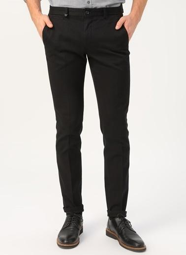 George Hogg Pantolon Siyah